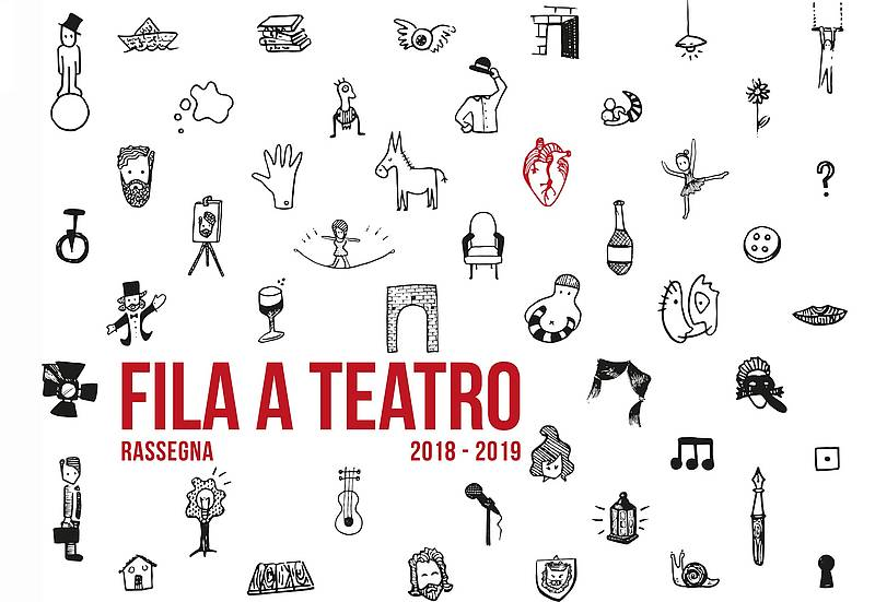 Fila a Teatro 2019