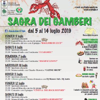 Sagra dei Gamberi 2019 a Orcenico Superiore