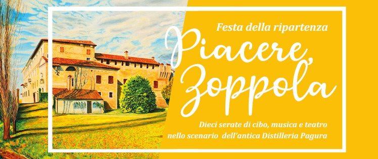 Piacere, Zoppola: la festa della ripartenza