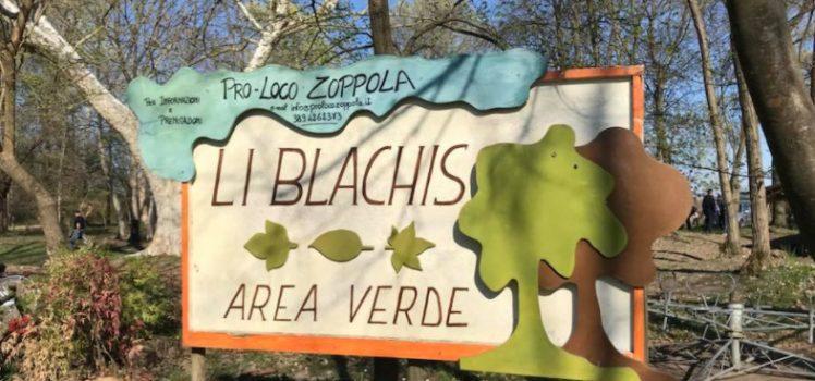 Area verde Li Blachis
